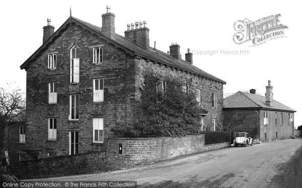 Aysgarth, The Sanatorium c.1935