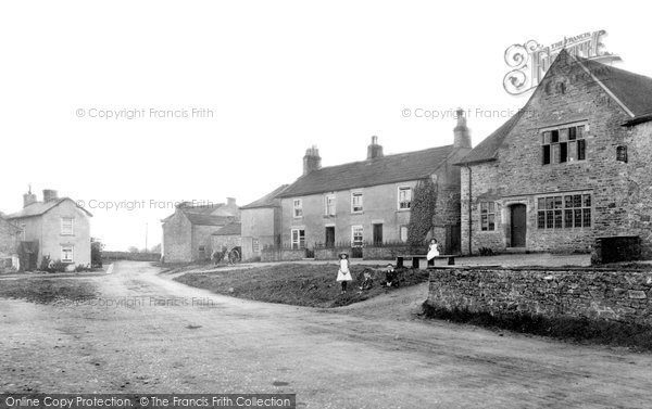 Photo of Aysgarth, The Village 1908