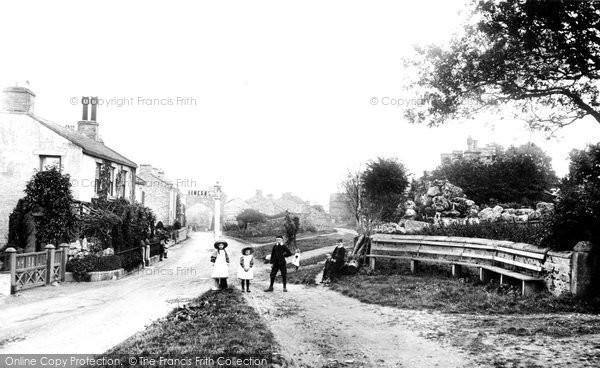 Aysgarth, the Village 1908