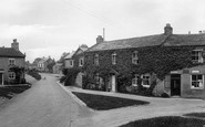 Aysgarth, The Village 1924