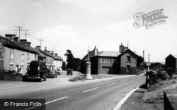 Aysgarth, The Village c.1965