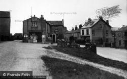 The Village East c.1935, Aysgarth