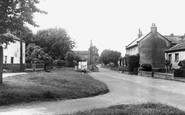 Aysgarth, The Village, West End c.1960