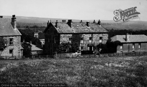 Photo of Aysgarth, The Youth Hostel c.1960