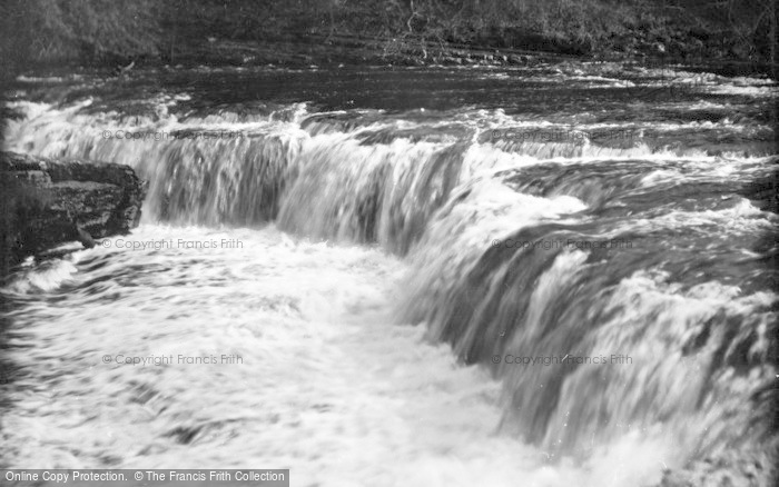 Photo of Aysgarth, Upper Falls c.1932