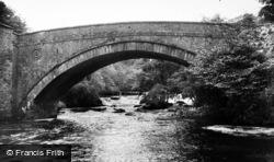 Aysgarth, Upper Force c.1960
