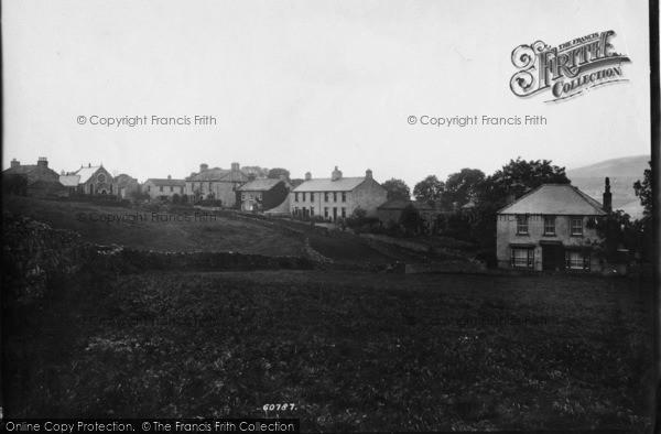 Photo of Aysgarth, Village 1908