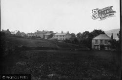 Aysgarth, Village 1908