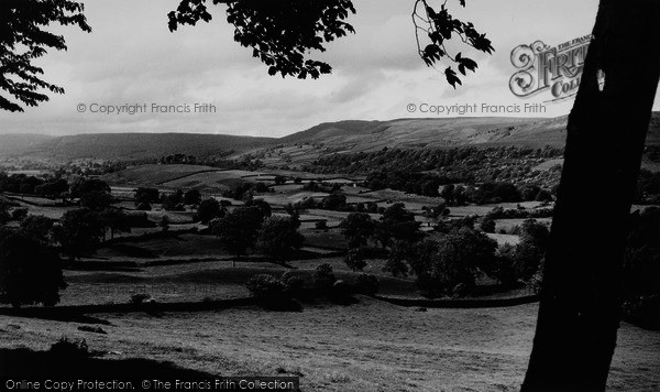 Photo of Aysgarth, Wensleydale c.1960