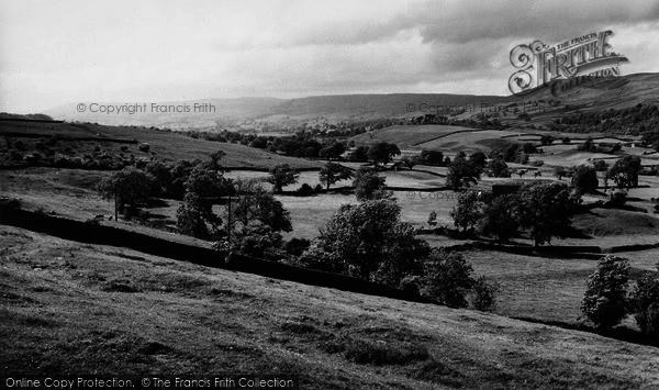 Photo of Aysgarth, Wensleydale c.1960