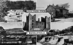 Wensleydale Composite c.1955, Aysgarth