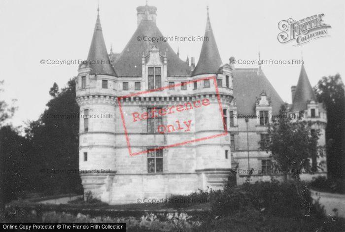 Photo of Azay Le Rideau, Chateau D'Azay Le Rideau 1935