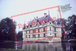 Chateau D'Azay-Le-Rideau 1984, Azay-Le-Rideau