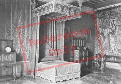 Chateau D'A Bedroom c.1930, Azay-Le-Rideau