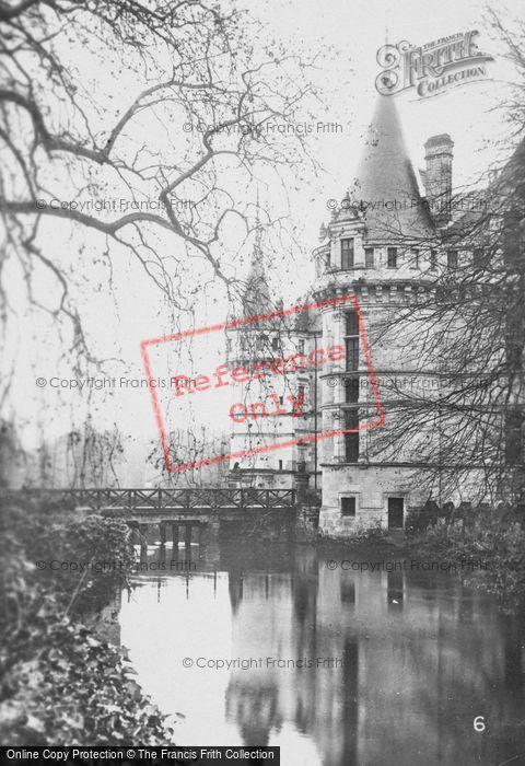 Photo of Azay Le Rideau, Chateau D'Azay Le Rideau c.1930