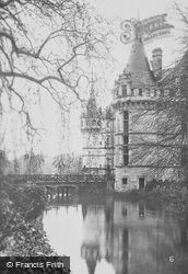 Chateau D'Azay-Le-Rideau c.1930, Azay-Le-Rideau