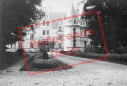 Chateau D'Azay-Le-Rideau c.1935, Azay-Le-Rideau