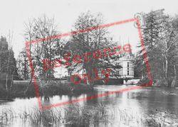 Chateau D'east c.1930, Azay-Le-Rideau