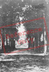 Chateau D'entrance c.1935, Azay-Le-Rideau