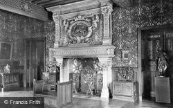 Chateau D'grande Salle c.1930, Azay-Le-Rideau