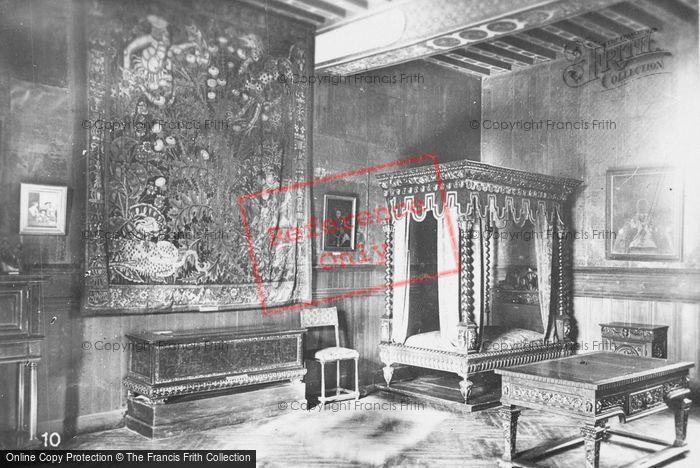 Photo of Azay Le Rideau, Chateau D'Azay Le Rideau, Interior c.1930