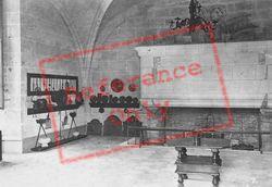 Chateau D'kitchen c.1930, Azay-Le-Rideau