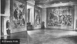 Chateau D'la Salle Des Fêtes c.1930, Azay-Le-Rideau