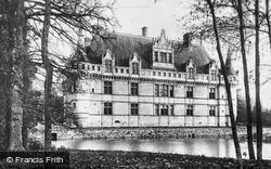 Chateau D'south c.1930, Azay-Le-Rideau