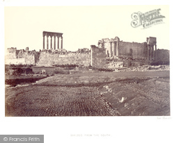 Baalbek, From The South 1857