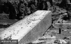 The Quarry 1965, Baalbek