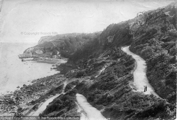Photo of Babbacombe, 1896