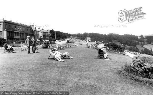 Photo of Babbacombe, 1918
