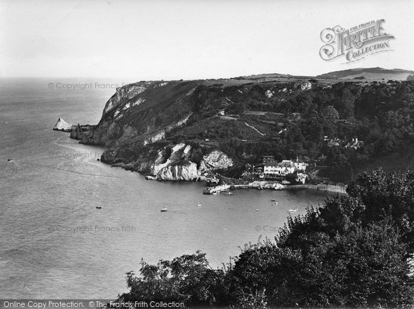 Photo of Babbacombe, 1924