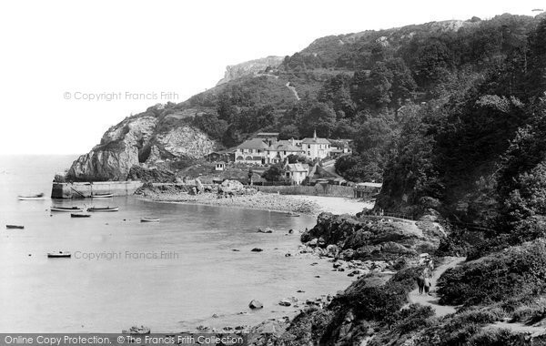 Photo of Babbacombe, 1925