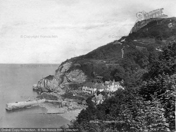 Photo of Babbacombe, 1928