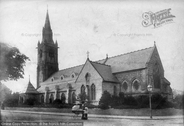 Photo of Babbacombe, All Saints Church 1904