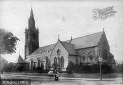 Babbacombe, All Saints Church 1904