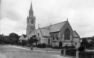 Babbacombe, All Saints' Church 1928