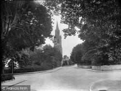 All Saints' Church 1928, Babbacombe