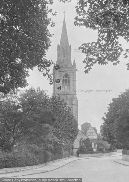 Photo of Babbacombe, All Saints' Church 1928