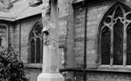 Babbacombe, All Saints Church Memorial Cross 1920