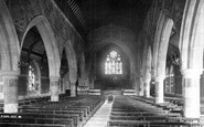 Babbacombe, All Saints Church, Nave East 1889