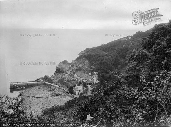 Photo of Babbacombe, Bay 1928