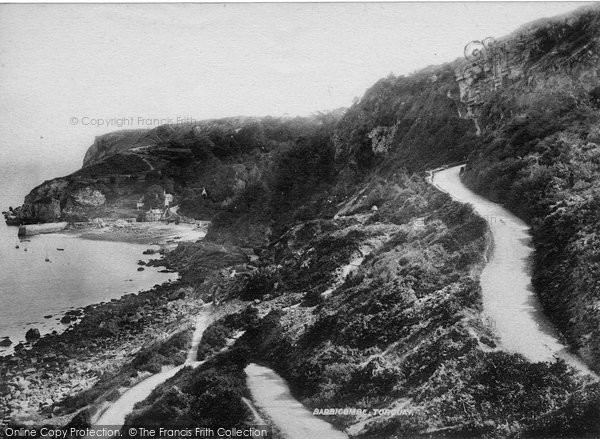 Photo of Babbacombe, c.1890