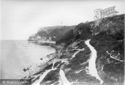 Babbacombe, Downs 1895