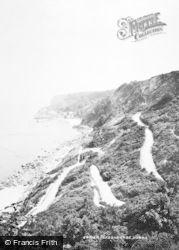 Babbacombe, Downs 1912