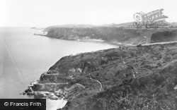 Babbacombe, From Petitor 1918