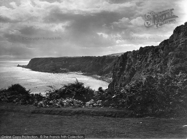 Photo of Babbacombe, From Petitor 1924