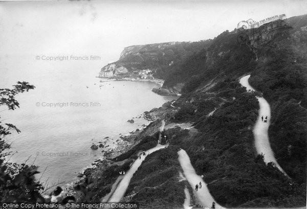 Photo of Babbacombe, Slopes 1912