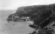 Babbacombe, The Bay 1924